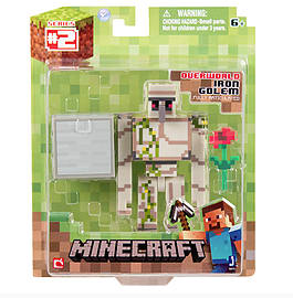 Minecraft Iron Golem Action Figure Figurines and Sets