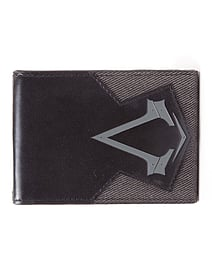Assassins Creed Syndicate Logo Bifold Wallet Clothing