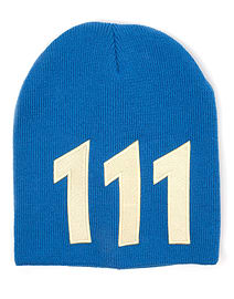 Fallout Vault 111 Beanie Clothing
