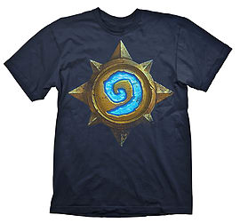 Hearthstone T-shirt - Rose - S Clothing