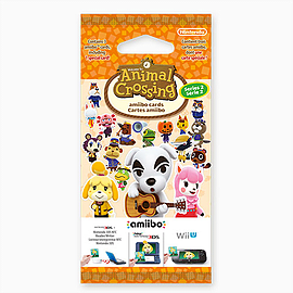 Animal Crossing amiibo Cards – Series 2 Amiibo Cover Art
