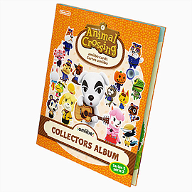 Animal Crossing amiibo Card Collector's Album – Series 2 Accessories Cover Art