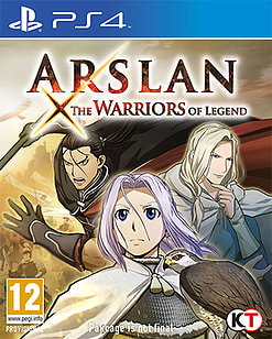 Arslan: the Warriors of Legend Playstation 4