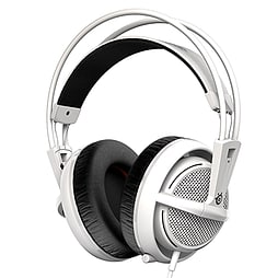 SteelSeries Siberia 200 Stereo Gaming Headset - White Accessories