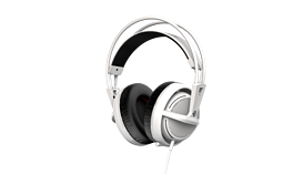 SteelSeries Siberia 200 Stereo Gaming Headset - White screen shot 3
