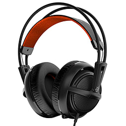SteelSeries Siberia 200 Black Headset Accessories