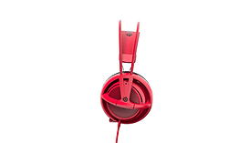SteelSeries Siberia 200 Forged Red Headset screen shot 3