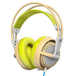 SteelSeries Siberia 200 Gaia Green Headset PC