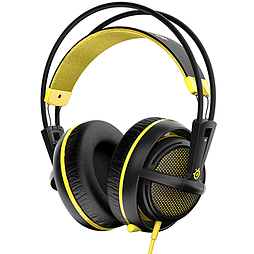 SteelSeries Siberia 200 Yellow PC