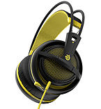 SteelSeries Siberia 200 Yellow screen shot 2