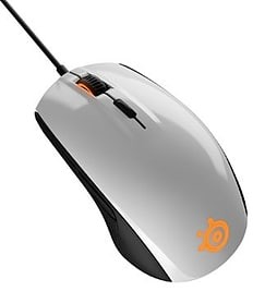 SteelSeries Rival 100 White Mouse PC