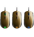SteelSeries Rival 100 Alchemy Gold screen shot 3