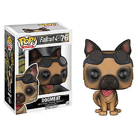 POP! Vinyl Fallout 4 Dogmeat Scaled Models