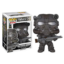 POP! Vinyl Fallout 4 T60 Power Armour Scaled Models