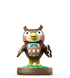 Blathers - amiibo - Animal Crossing Collection screen shot 1