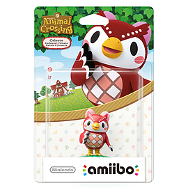 Celeste - amiibo - Animal Crossing Collection Amiibo