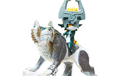Legend of Zelda Twilight Princess HD with Wolf Link amiibo Limited Edition screen shot 1