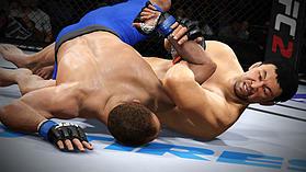 EA Sports UFC 2 screen shot 1