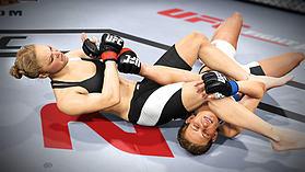 EA Sports UFC 2 screen shot 2