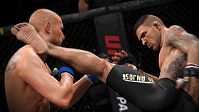 EA Sports UFC 2 screen shot 4