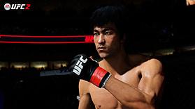 EA Sports UFC 2 screen shot 7