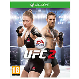EA Sports UFC 2 Xbox One Cover Art