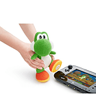 Mega Yarn Yoshi - amiibo - Yoshi's Woolly World Collection screen shot 2