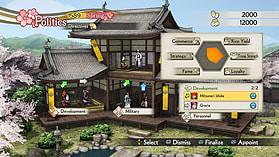 Samurai Warriors 4: Empires screen shot 12
