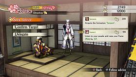 Samurai Warriors 4: Empires screen shot 14