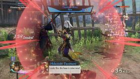 Samurai Warriors 4: Empires screen shot 1