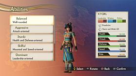 Samurai Warriors 4: Empires screen shot 3