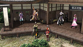 Samurai Warriors 4: Empires screen shot 5