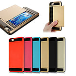Frostycow Hard Card Shock Case Cover for Apple iPhone 6 PLUS/6S PLUS & FREE SCREEN Protector Gold screen shot 1