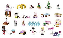 LEGO Friends 41102 Advent Calendar screen shot 1