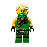 LEGO Ninjago 70755 - Jungle Raider screen shot 3