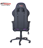 GT Omega PRO Racing Office Chair Black Next Purple Leather screen shot 3