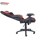GT Omega PRO Racing Office Chair Black Next Red Leather screen shot 3