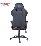GT Omega PRO Racing Office Chair Black Next Red Leather screen shot 4