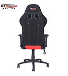 GT Omega PRO Racing Office Chair Red and Black Fabric screen shot 4