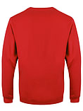 Adventure Time Christmas Time! Christmas Sweatshirt Red Men's AT Sweater: XL (Mens 42- 44) screen shot 1