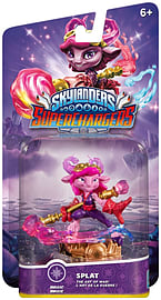Splat Skylanders SuperChargers Character Toys and Gadgets