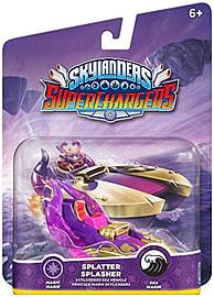 Splatter Splasher – Skylanders SuperChargers Vehicle Toys and Gadgets