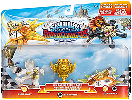 Skylanders SuperChargers Racing Pack - Sky Toys and Gadgets