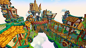 Skylanders SuperChargers Racing Pack - Sky screen shot 5