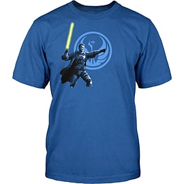 Star Wars Ven Zallow T-Shirt (XXL) Clothing
