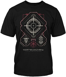 Star Wars Imperial Agent Class T-Shirt (L) Clothing