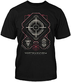 Star Wars Imperial Agent Class T-Shirt (XXL) Clothing