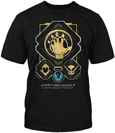 Star Wars Jedi Consular Class T-Shirt (XXL) Clothing