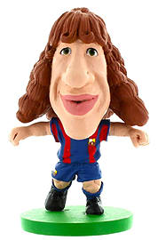 Barca Toon SoccerStarz Puyol Figurines and Sets