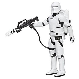 Star Wars The Force Awakens 12-inch Flametrooper Figurines and Sets